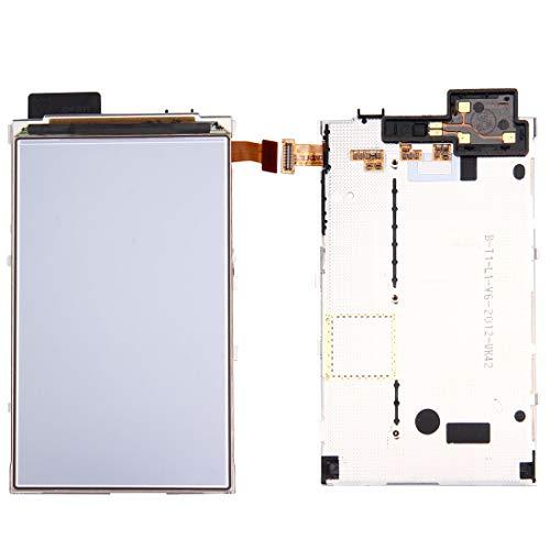 Replace LCD Screen Ersatz-LCD-Bildschirm + Rahmen + Touchpad + Frontrahmen-LCD-Display-Touchpanel for Nokia Lumia 820 for Nokia (Lumia 820 Lcd-ersatz)