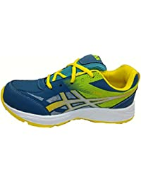 Midha Sales Men's Sports Shoes (blue & Yellow)