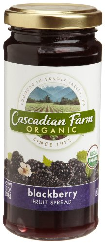 cascadian-farm-organic-blackberry-fruit-spread-283-g-pack-of-6