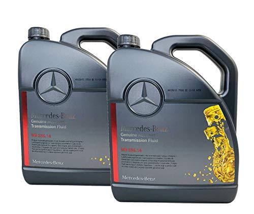 Olio/fluido di trasmissione automatica Original della Mercedes Benz mb236.14, ATF 134) pack 10 litri