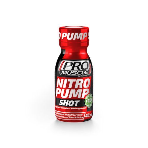 PROMUSCLE Nitro Pump Shot 40 ml