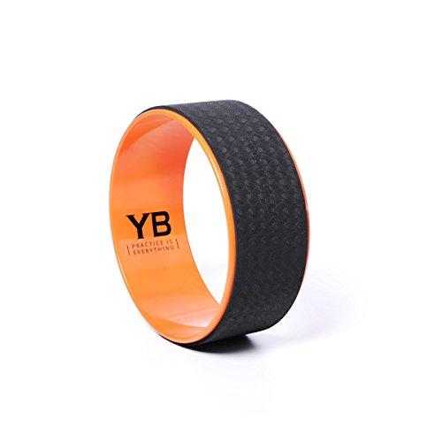 Jumbo (38 cm) Yoga Rad [YOGABODY OFFICIAL] – Das Wunder-Rad – DVD & PDF-Diagramm aller Posen inklusive