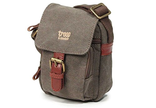 troop London, Borsa a mano donna verde (GRN)