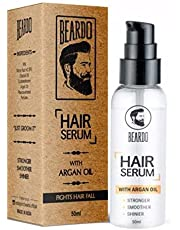 Beardo Hair Serum With Argan Oil 50ml