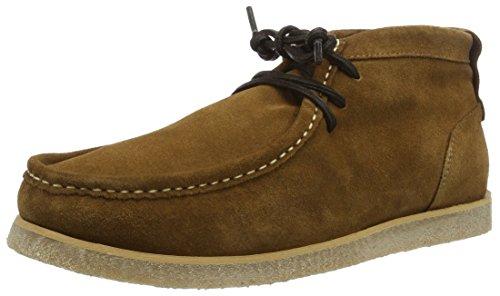 Shoe the Bear Noho S, Mocassins Homme Marron (130 Brown)