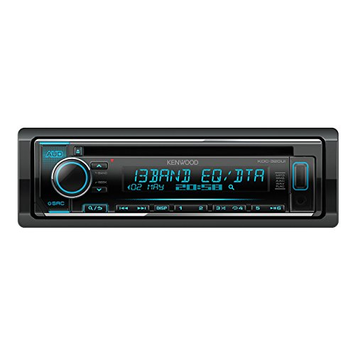 Kenwood kdc-320ui Single DIN CD/Radio Player