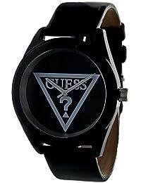 Guess Damen-Armbanduhr XL Analog Leder W65014L2