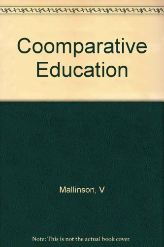 Coomparative Education