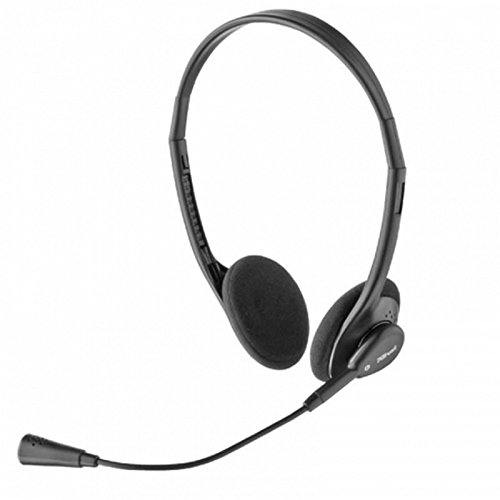 Headset Kopfhörer Trust Primo Stereoanlage schwarz