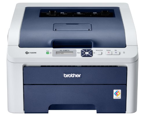 Bargain Brother HL3040CN Compact High Speed Network Colour LED Printer Discount