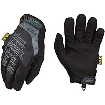 Black Mechanix Wear MFF-05-009 Fast-Fit Gloves Medium
