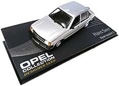 Générique Opel Kadett D HANS Seer 1:43 Scale ...