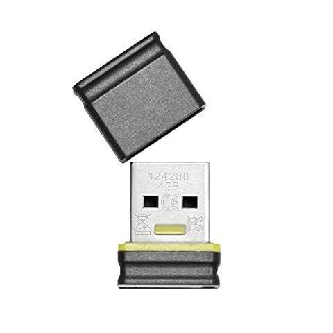 Platinum 4 GB Mini USB-Stick USB 2.0