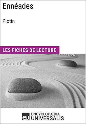 Ennéades de Plotin: Les Fiches de lecture d'Universalis