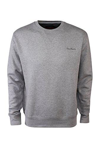 pierre-cardin-mens-new-season-classic-fit-crew-neck-sweatshirt-large-grey-marl