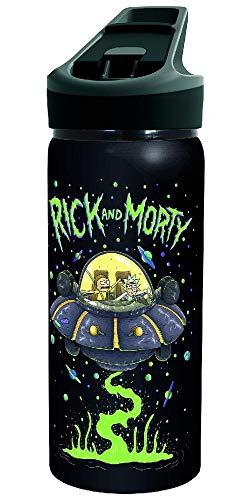 Stor Botella Aluminio Premium 710 ML | Rick & MORTYS