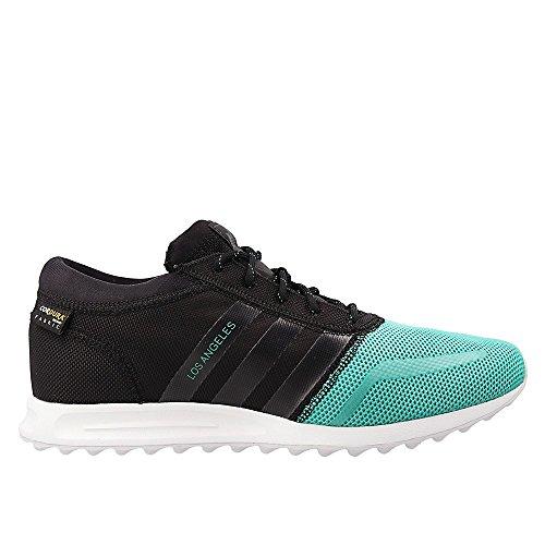 Adidas uomo los angeles scarpe sportive nero size: 43/44