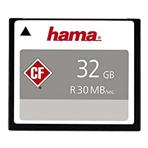 Hama HighSpeed Pro CompactFlash 32GB 200X