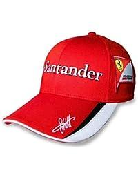 Scuderia Ferrari Sebastian Vettel Cap 2015