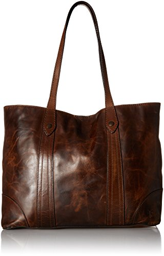 FRYE - Melissa Shopper donna Dark Brown
