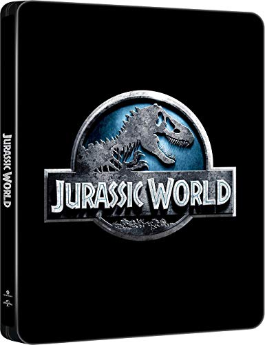 Jurassic World - Steelbook (Blu-Ray)