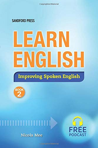 Learn English: Improving Spoken English Book 2