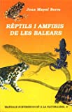 Rèptils i amfibis de les Balears