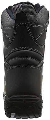 """Cofra® Hiver Bottes de sécurité S3travail doublé """"Bering jusqu'à chaussures avec capuchon en plastique 25312001 Noir"""
