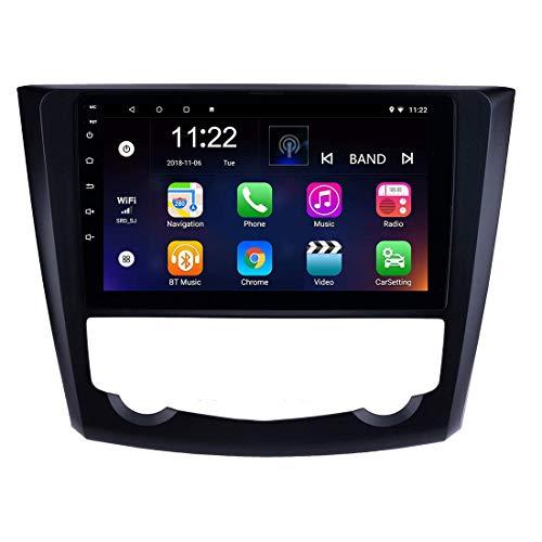 MMFXUE 9 Zoll Android 8.1 HD Touchscreen Auto Radio GPS Navigation für Renault Kadjar 2016 2017 Bluetooth Auto Stereo TV Tuner