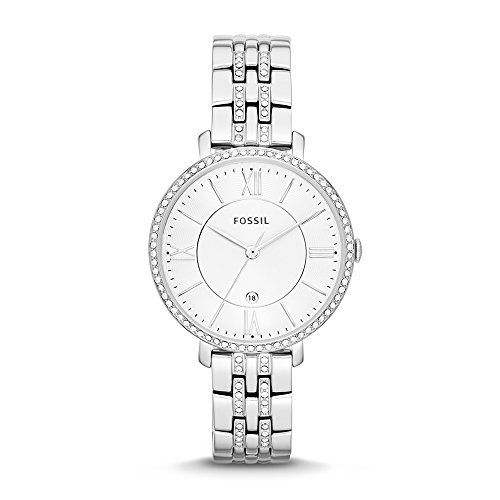Fossil  Analog White Dial Women's Watch - ES3545 image
