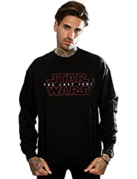 Star Wars Hombre The Last Jedi Logo Camisa De Entrenamiento