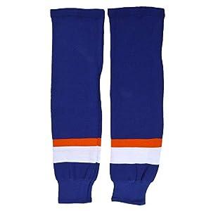 Sherwood SHER-Wood NHL Stutzen N.Y. Islanders, Größe Junior/JR, Eishockey Stutzen New York Islanders Design