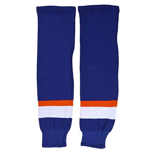 Sherwood SHER-Wood NHL Stutzen N.Y. Islanders, Größe Junior/JR, Eishockey Stutzen New York Islanders Design
