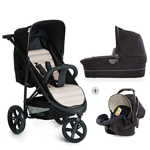 Hauck Rapid 3 Plus Trio Set - Carro deportivo 0 meses