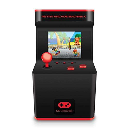 Plutofit® Portable Arcade Retro Machine Gaming System with 300 Built-in Games