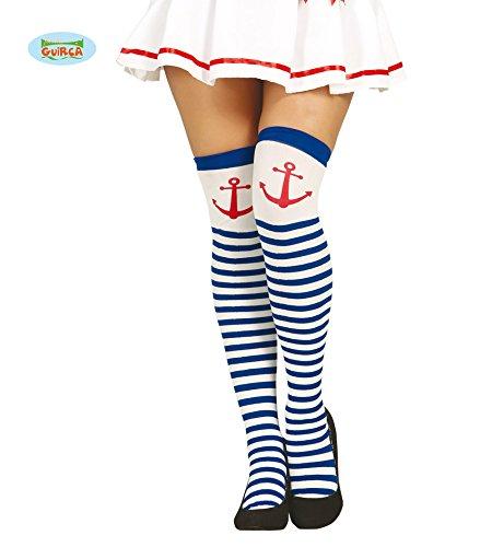 Fiestas Guirca GUI18471 - Segler-Frau (Matrosen Kostüm Marine)