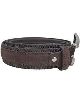 Ak Collezioni - Cinturón - para hombre marrón 120