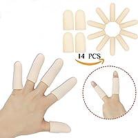 Protectores de dedos de gel (14 piezas)   Nuevo material   Guantes de dedo 77d2c2b3b65b