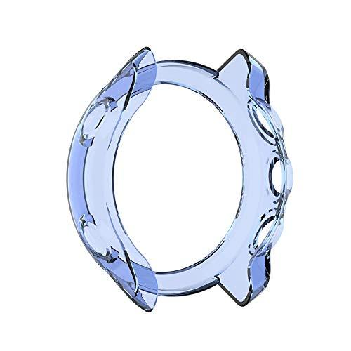 Beneu Für Garmin Forerunner 245/245 Mt Smart Watch Displayschutzfolie Transparent TPU Case Kompatibel 3D Gebogene Kante Hd Anti-Scratch Anti-Bubble Klar High Definition