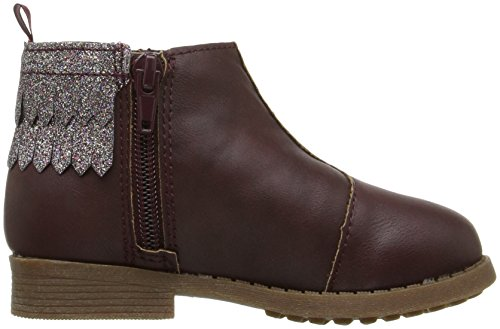 Osh Kosh Violet-G Synthétique Bottine Burgundy