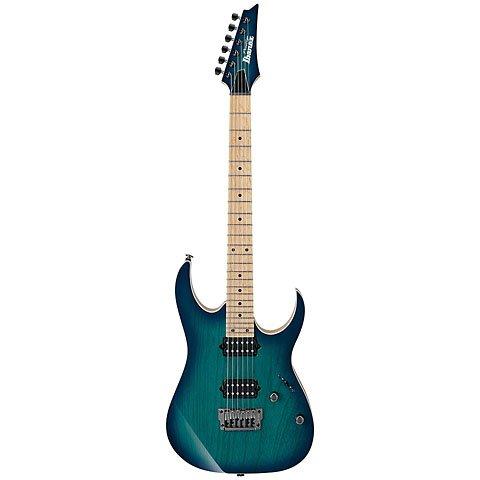 Ibanez Prestige RG652AHMFX-NGB · Guitarra eléctrica