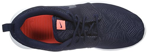Blu Blau Wmns Donna Running Roshe Scarpe Nike Moire One T0dn4x8S8