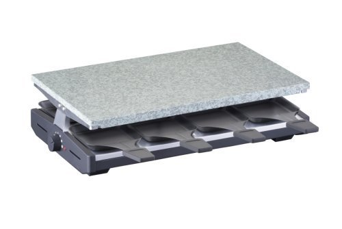 Multi Raclette with Stone Plate by Steba