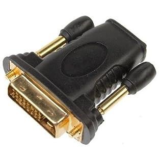 Adapter al kabelshop DVI Stecker auf HDMI Buchse