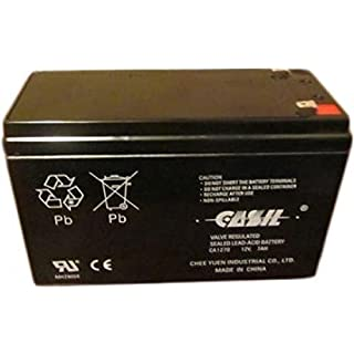 ADE Honeywell UC1230 12v 3.0Ah Alarm Panel Battery