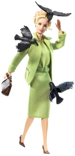 Barbie Collector Set L9633 Alfred Hitchcock's The Birds / Die Vögel