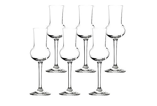 Stolzle S2050026 Classic 3 Oz Grappa Glass 6 Cs By Grappa Glasses