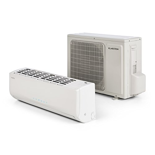 Klarstein Windwaker Pro 9 Inverter • Split-Klimaanlage • Klimagerät • EEK A++ • 4-stufiger Ventilator • 9000...