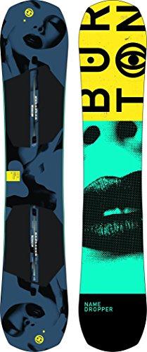 Tavola da snowboard burton name dropper 151 2018
