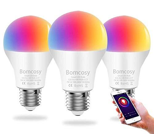 Lampadina Wi-Fi Smart 1 pezzo: 11,39€; 2 pezzi: 17,99€; 3 pezzi: 26,99€ ✂️ Codice sconto: JI75E4DH